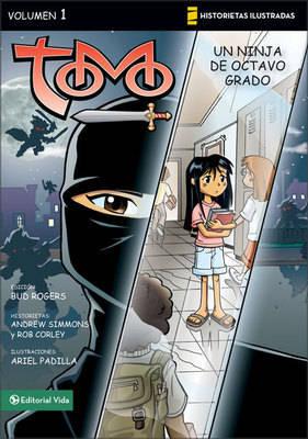 Un Ninja De Octavo Grado - V Novelas Graficas/Tomo No. 1 (Paperback)