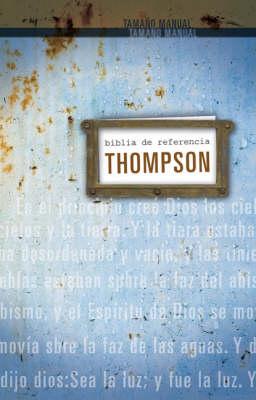 RVR60 Biblia De Referencia Thompson Tamano Personal (Hardback)