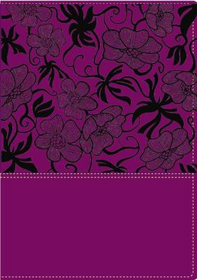RVR Biblia De Referencia Thompson, Morado Oscuro (Leather / fine binding)