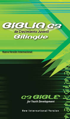 NVI/NIV Biblia G3 Bilingue, Tapa Dura (Hardback)