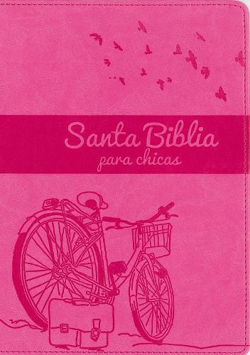 Santa Biblia para chicas NVI - Especialidades Juveniles (Leather / fine binding)