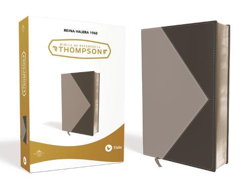 Biblia de referencia Thompson RVR 1960 (Leather / fine binding)