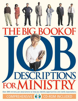 The Big Book of Job Descriptions for Ministry (Paperback)