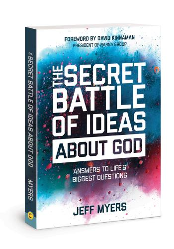 The Secret Battle of Ideas about God: Answers to Life's Biggest Questions (Paperback)