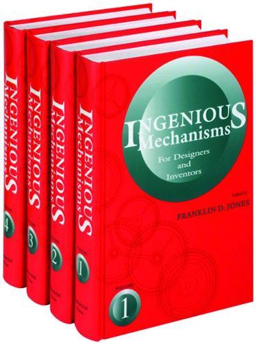 Ingenious Mechanisms for Designers and Inventors (Hardback)