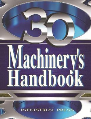 Machinery's Handbook (Hardback)