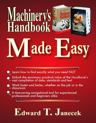 Machinery's Handbook Made Easy (Paperback)