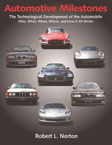 Automotive Milestones (Paperback)