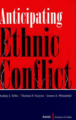 Anticipating Ethnic Conflict (Paperback)