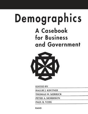 Demographics: A Casebook for Business and Government (Paperback)