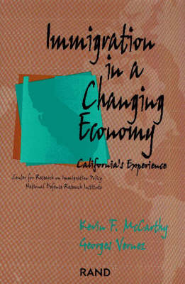 Immigration in a Changing Economy (Paperback)