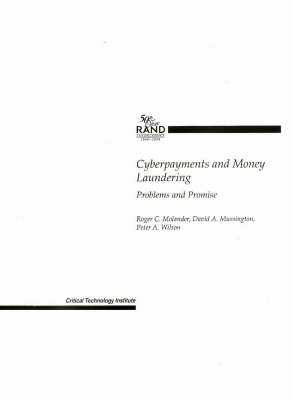 Cyberpayments and Money Laundering: Problems and Promise (Paperback)