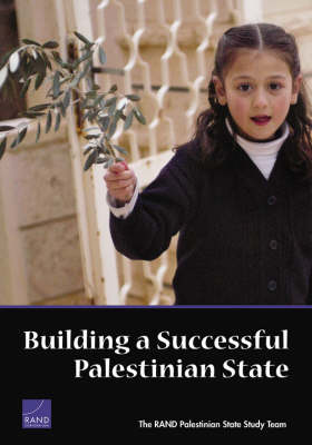 Building a Successful Palestinian State (Paperback)