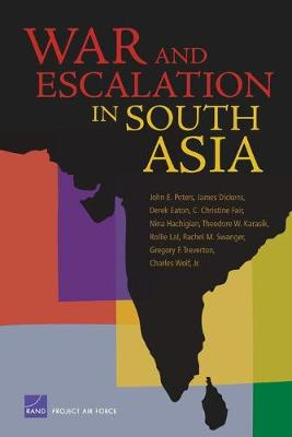 War and Escalation in South Asia (Paperback)