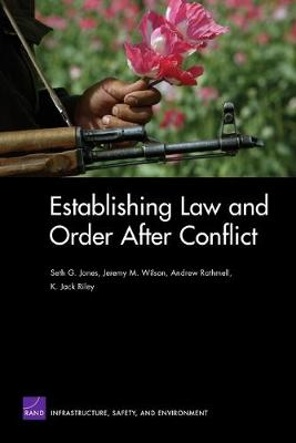 Establishing Law and Order After Conflict (Paperback)