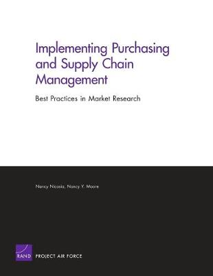 Implementing Purchasing and Supply Chain Management: Best Practices in Market Research (Paperback)