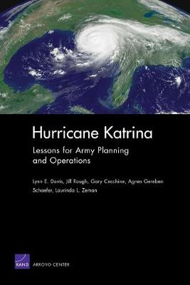 Hurricane Katrina: Lessons for Army Planning and Operations (Paperback)