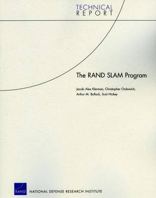The RAND SLAM Program (Paperback)