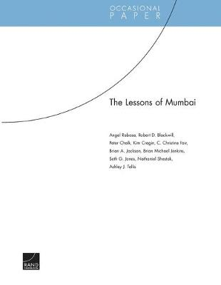 The Lessons of Mumbai (Paperback)