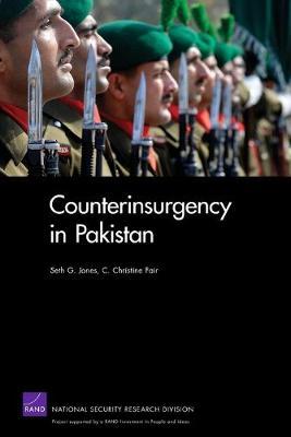 Counterinsurgency in Pakistan (Paperback)