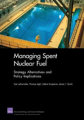Managing Spent Nuclear Fuel: Strategy Alternatives and Policy Implications (Paperback)