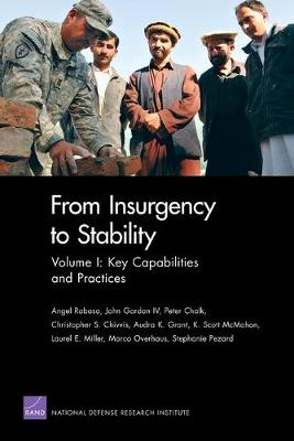 From Insurgency to Stability: Key Capabilities and Practices v. 1 (Paperback)