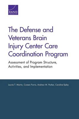The Defense and Veterans Brain Injury Center Care Coordination Program: Assessment of Program Structure, Activities, and Implementation (Paperback)