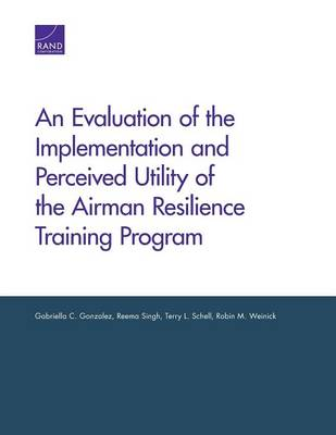 An Evaluation of the Implementation and Perceived Utility of the Airman Resilience Training Program (Paperback)