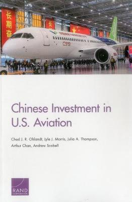 Chinese Investment in U.S. Aviation (Paperback)