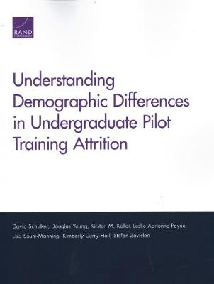 Understanding Demographic Differences in Undergraduate Pilot Training Attrition (Paperback)
