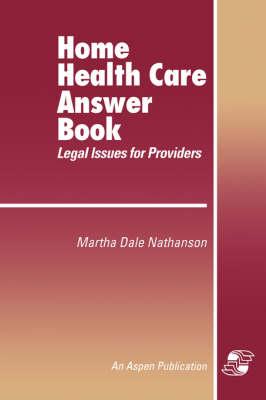 Home Health Answer Book (Hardback)