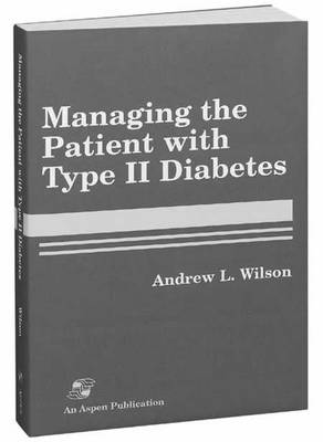 Managing the Patient with Type II Diabetes (Paperback)