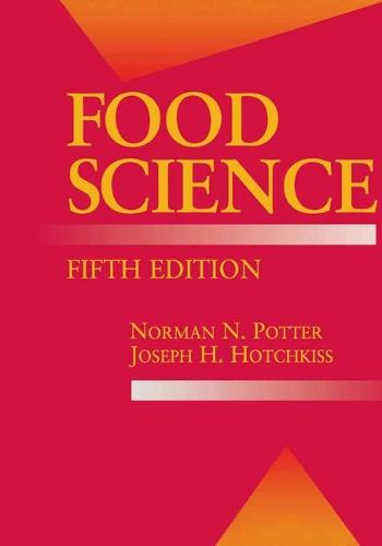 Food Science: Fifth Edition - Food Science Text Series (Hardback)