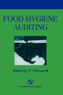Food Hygiene Auditing (Hardback)