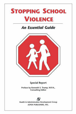 Stopping School Violence (Paperback)