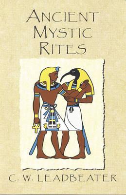 Ancient Mystic Rites (Paperback)