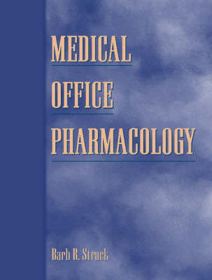 Medical Office Pharmacology (Paperback)