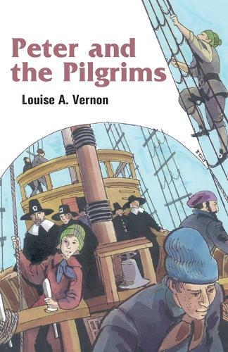 Peter and the Pilgrims (Paperback)