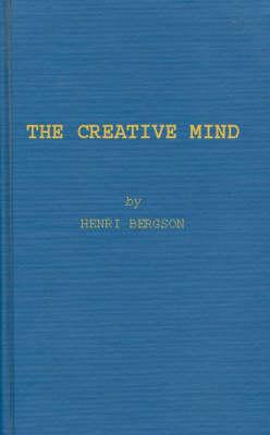 Creative Mind: Introduction to Metaphysics - The creative mind 164 (Hardback)