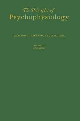 Principles of Psychophysiology (Hardback)