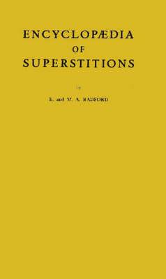Encyclopedia of Superstitions (Hardback)