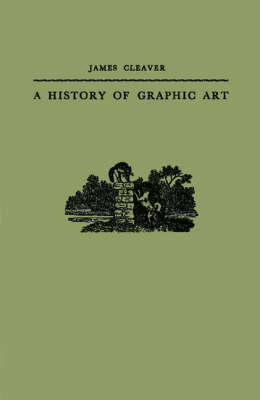 History of Graphic Art (Hardback)