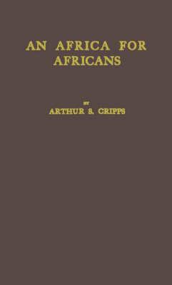 Africa for Africans (Hardback)