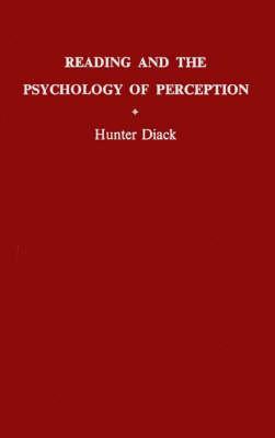 Reading and the Psychology of Perception (Hardback)