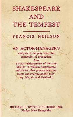 an analysis of shakespeares the tempest