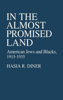 In the Almost Promised Land: American Jews and Blacks, 1915-1935 (Hardback)
