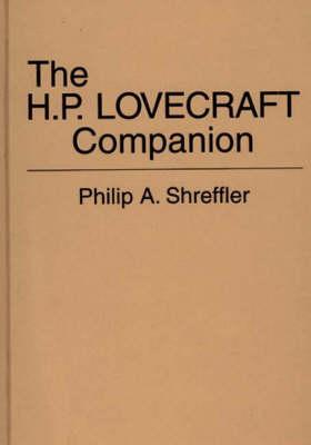 The H.P. Lovecraft Companion (Hardback)