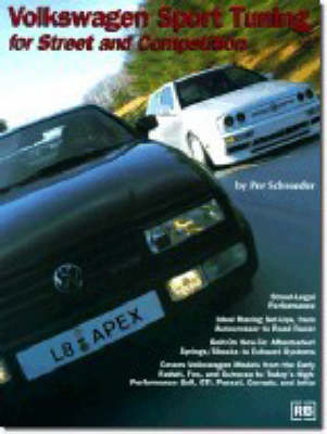 Volkswagen Sport Tuning: For Street and Competition (Paperback)