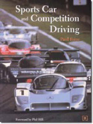 Sports Car and Competition Driving (Paperback)