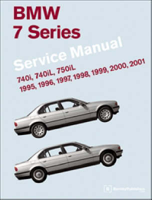 BMW 7 Series (E38) Service Manual: 1995-2001: An Unbeatable Source of Maintenance Information and Servicing Data (Paperback)